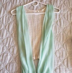 Silky top